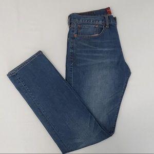 Men's Lucky Brand 30x32 Heritage Slim Denim